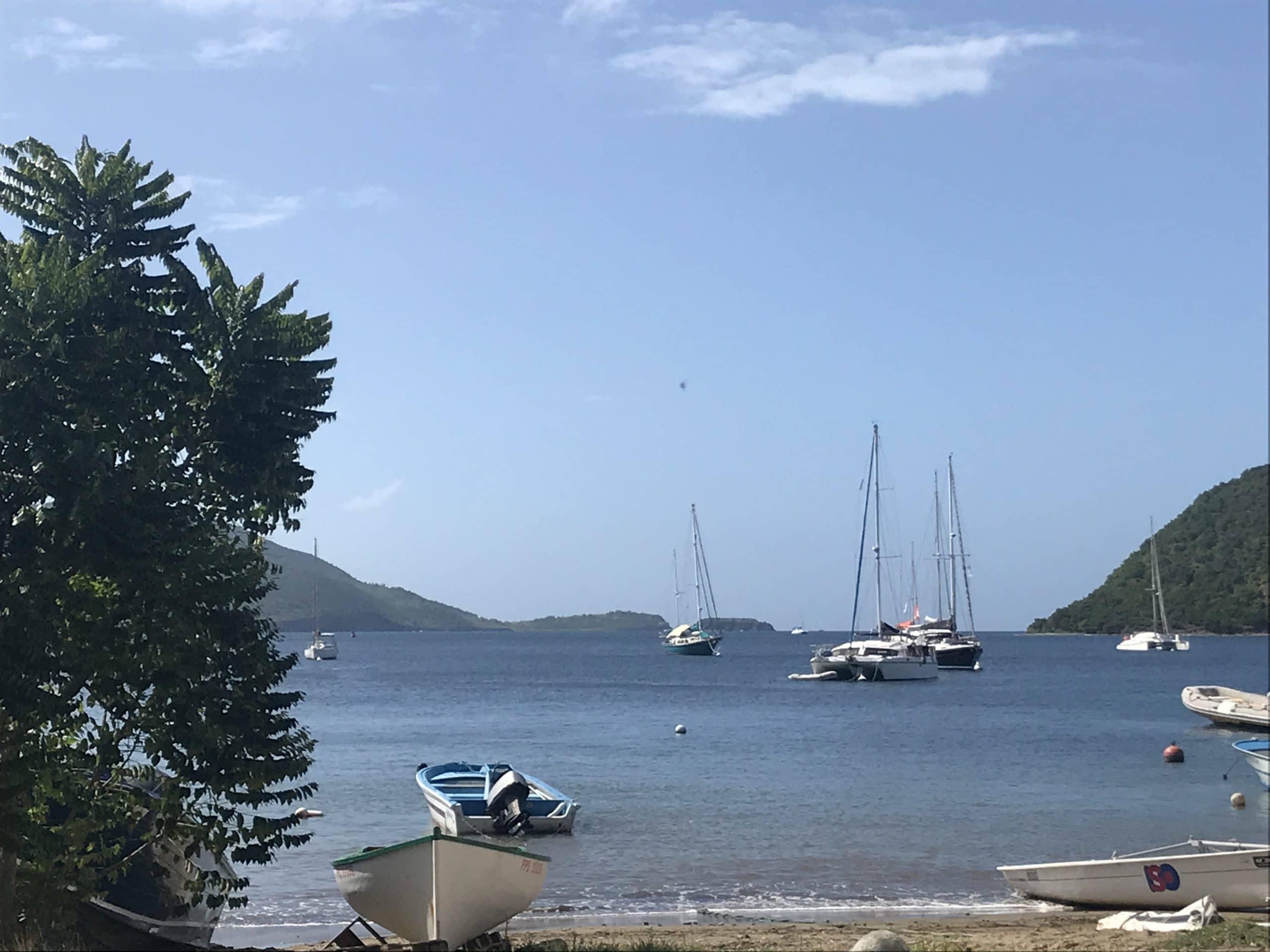 Croisière en voilier caraïbes (Martinique, Les grenadines, Saintes Lucie, Marie Galante...) de 7 à 10 jours pour 4 à 6 personnes - Voilemed